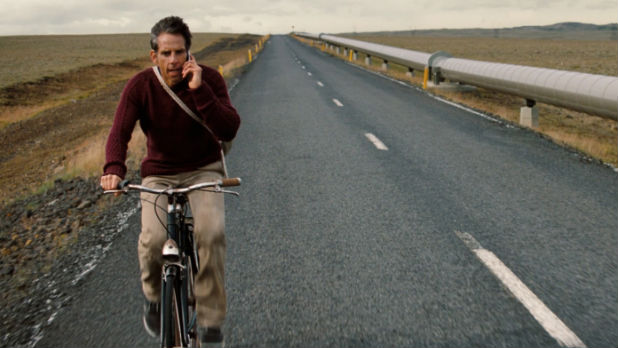 The Secret Life of Walter Mitty clip - On My Way to a Volcano