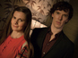 Louise Brealey made Moffat and Gatiss change their minds about the show.