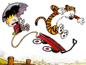The Calvin and Hobbes creator takes the top prize at the French comics festival.