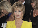 Fonda will play friend to Crowe's struggling novelist in romantic film.