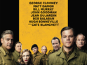 'The Monuments Men' UK poster