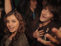 Rebecca Black - Saturday music video still