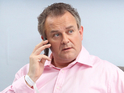The actor will reprise his character of Ian Fletcher for spin-off comedy W1A.
