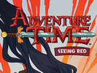 Kate Leth unveils Adventure Time: Seeing Red OGN