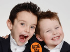 Little Ant & Dec to grill Prime Minister David Cameron for Text Santa