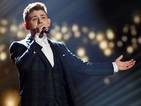 "X Factor: Nicholas McDonald ""disappointed"" with Louis Walsh"