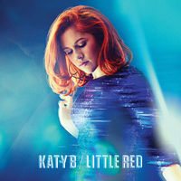 Katy B 'Little Red' album artwork.