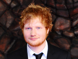 Ed Sheeran 'The Hobbit: The Desolation of Smaug' film premiere, Berlin, Germany - 09 Dec 2013