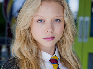 Naomi Battrick as Gabriella Wark in Waterloo Road