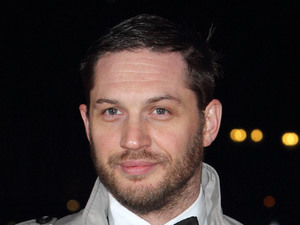 The Sun Military Awards 2013, London, Britain - 11 Dec 2013 Tom Hardy