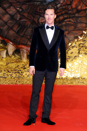Benedict Cumberbatch 'The Hobbit: The Desolation of Smaug' film premiere, Berlin, Germany - 09 Dec 2013