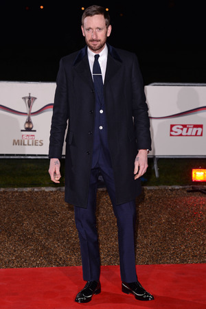The Sun Military Awards 2013, London, Britain - 11 Dec 2013 Bradley Wiggins