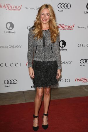 The Hollywood Reporter Women in Entertainment Breakfast, Los Angeles, America - 11 Dec 2013 Cat Deeley