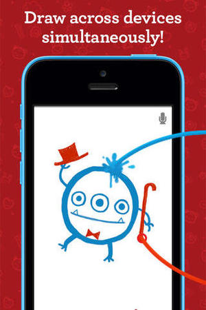 Drawing Together! for iOS