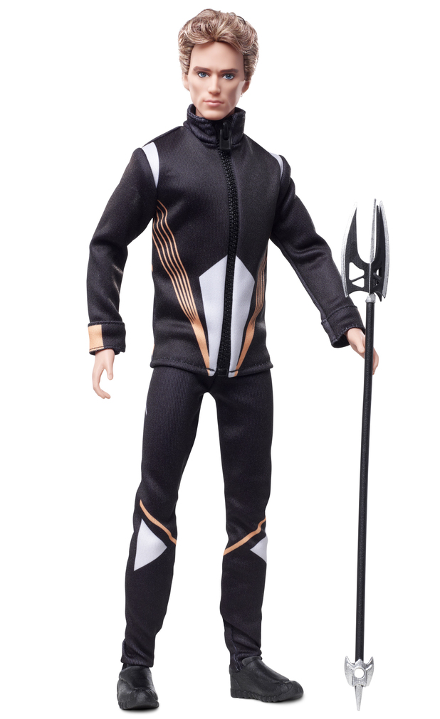 Finnick Odair Barbie