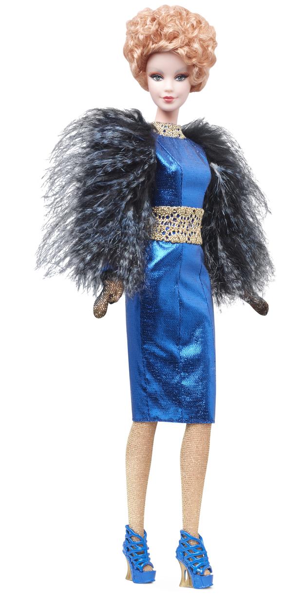 Effie Trinket Barbie
