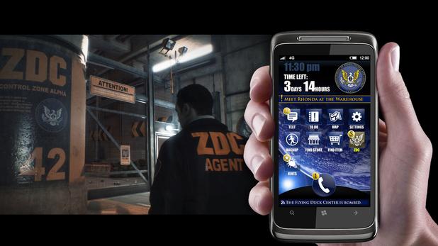 Dead Rising SmartGlass companion app