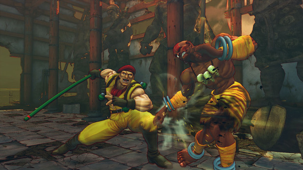 Ultra Street Fighter 4 adds new modes