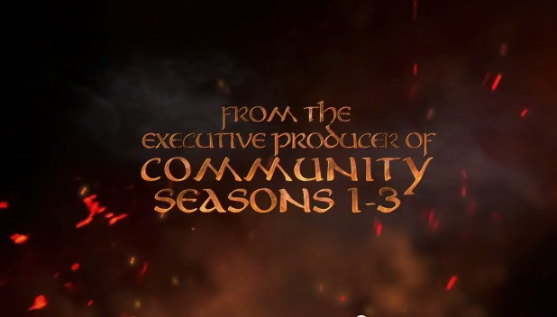 'Community' season 5 trailer screengrab.