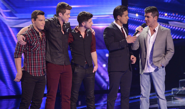 The X Factor USA: Simon Cowell says goodbye to Restless Road