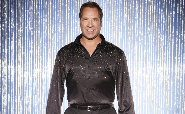 Dancing On Ice All-Stars: David Seaman