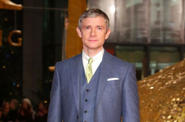 Martin Freeman 'The Hobbit: The Desolation of Smaug' film premiere, Berlin, Germany - 09 Dec 2013