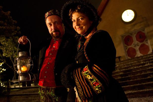 Abramal and Marta