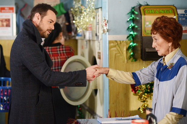 Mick Carter meets Dot Branning