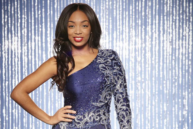 Dancing On Ice All-Stars: Zaraah Abrahams