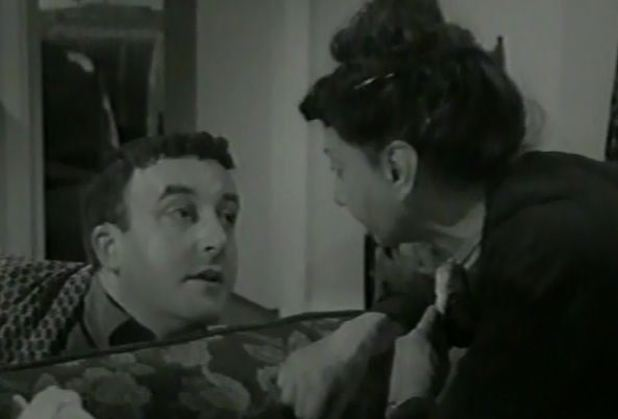 "Peter Sellers in ""lost film"" Insomnia is Good For You"