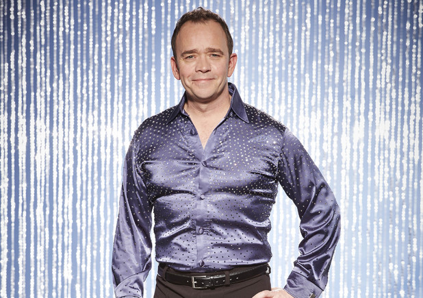 Dancing On Ice All-Stars: Todd Carty