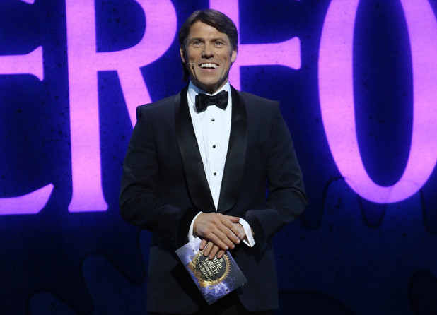 John Bishop hosting the Royal Variety Performance 2013