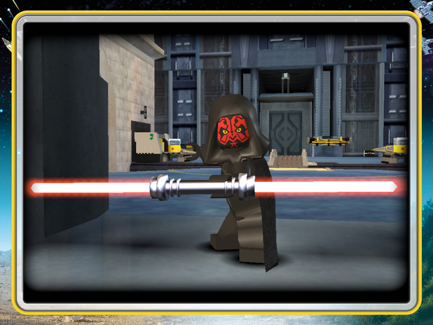 LEGO Star Wars: The Complete Saga for iOS devices