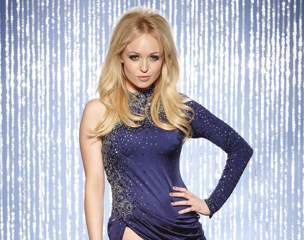 Dancing On Ice All-Stars: Jorgie Porter