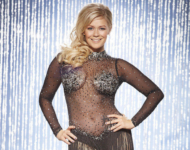 Dancing On Ice All-Stars: Suzanne Shaw