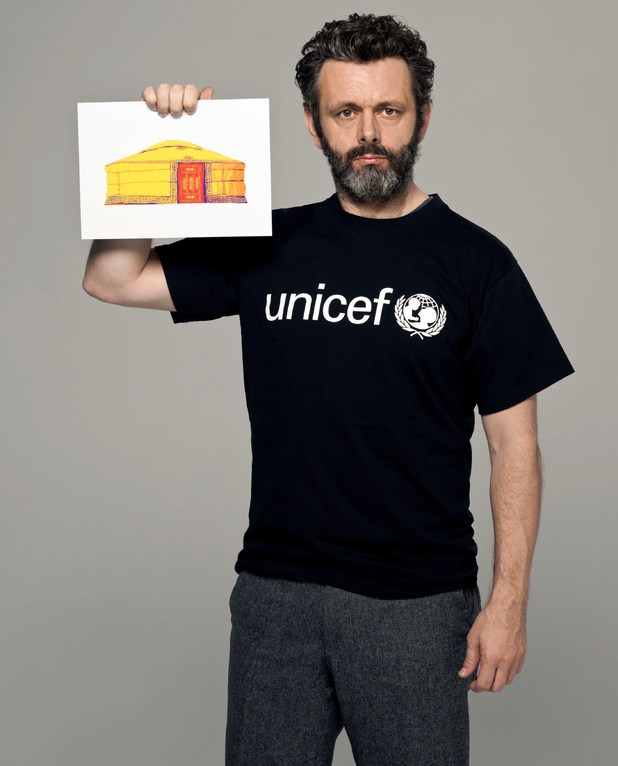 Michael Sheen for UNICEF
