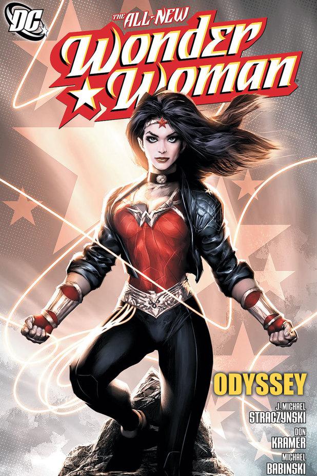 Wonder Woman Odyssey