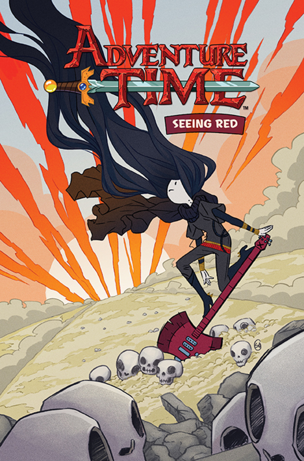 Adventure Time: Seeing Red