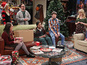 The gang ponder a life without Sheldon in the latest festive episode.