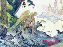 Dark Horse Comics re-releases the angelic graphic novel next year.