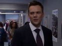 Joel McHale in Community trailer