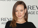 Revlon brand ambassador Olivia Wilde attends launch Caption: 	Revlon brand ambassador Olivia Wilde, along with Dermatologist Dr. Elizabeth Hale, launch the new Revlon Age Defying