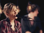 Dido performs stunning acoustic version of 'White Flag' - watch