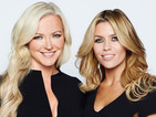 The Strictly finalist becomes the new face of Ultimo for its 2014 collections.