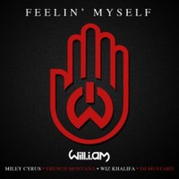 will.i.am 'Feelin' Myself' single art.