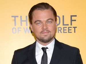 'The Wolf of Wall Street' film premiere, New York, America - 17 Dec 2013 Leonardo DiCaprio