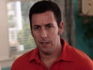Adam Sandler in Blended trailer still