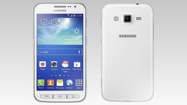 Samsung's Galaxy Core Advance smartphone