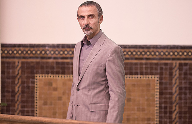 Shaun Toub as Majid Javadi in Homeland: 'The Star'