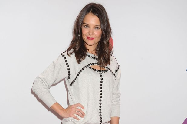 Katie Holmes Z100 Jingle Ball, New York, America - 13 Dec 2013
